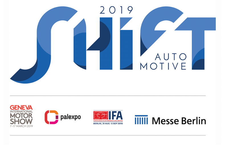 GIMS 2019: Shift AUTOMOTIVE