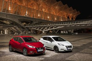 Nissan Micra Facelift 2019