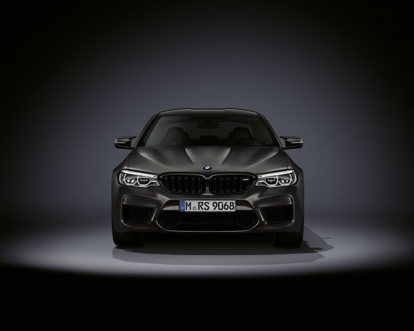 BMW M5 Edition Front